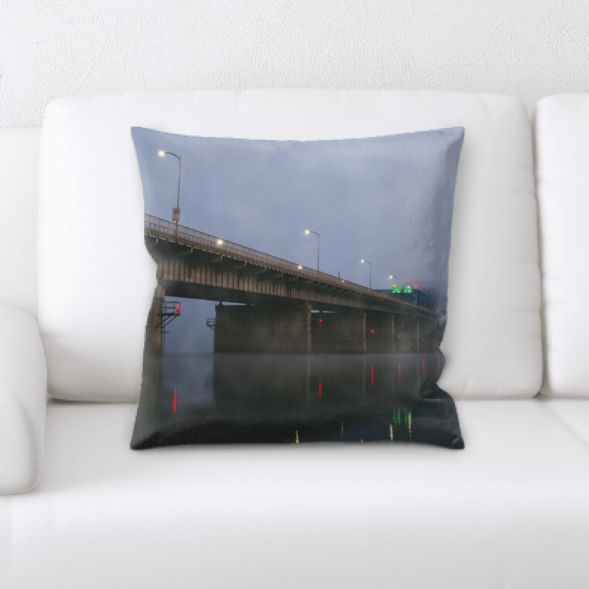 Paradise (113) Throw Pillow