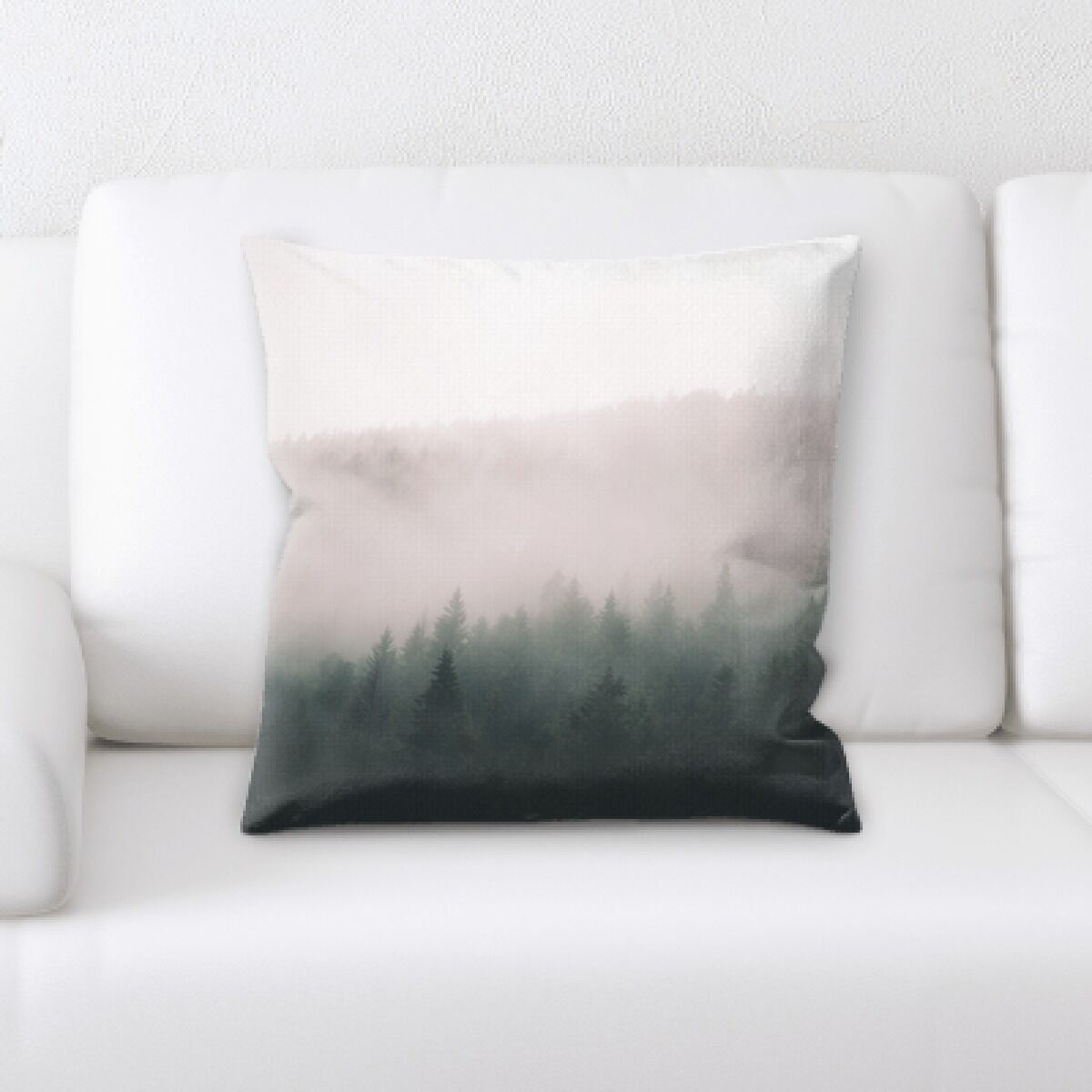 Lacy (132) Throw Pillow