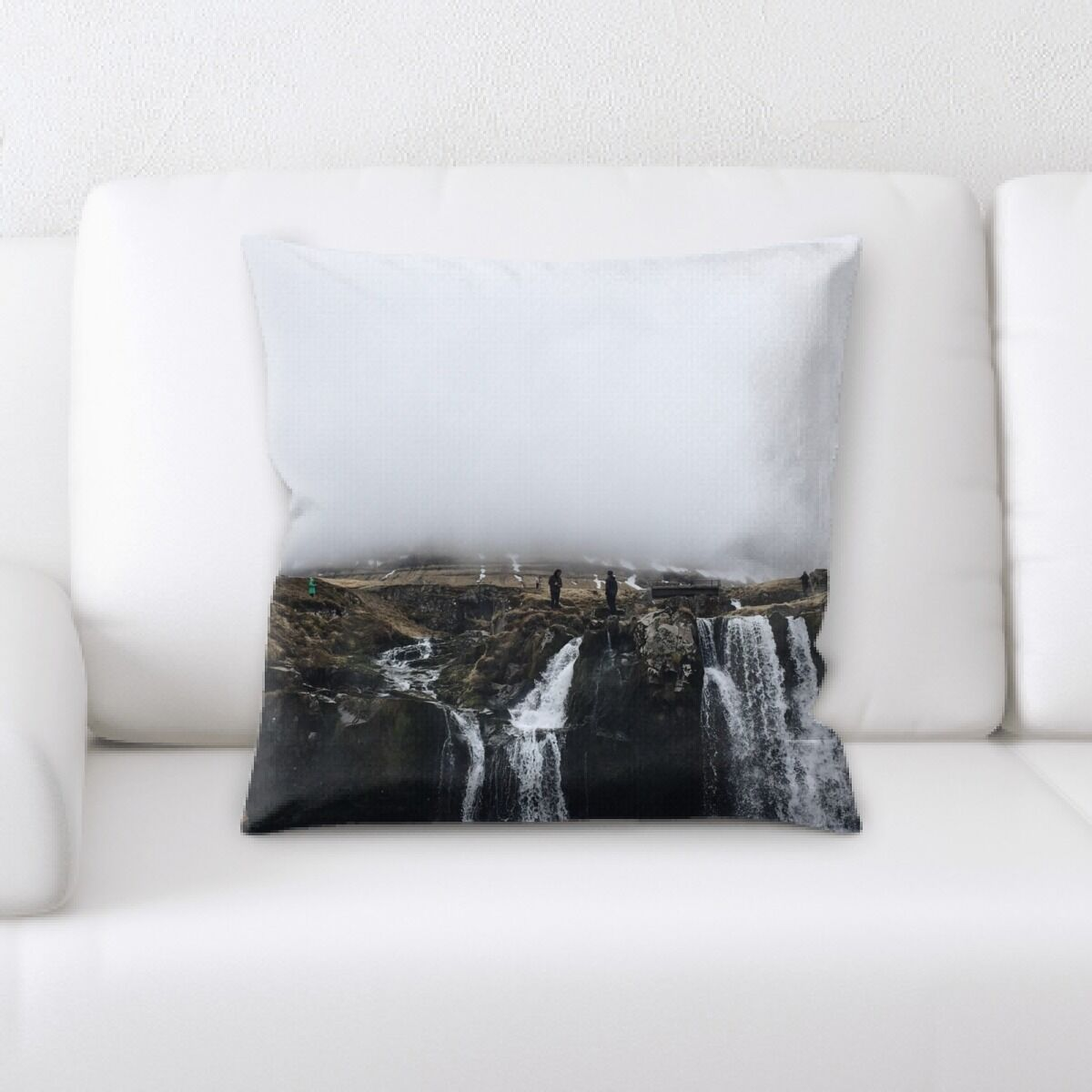 Prather (217) Throw Pillow