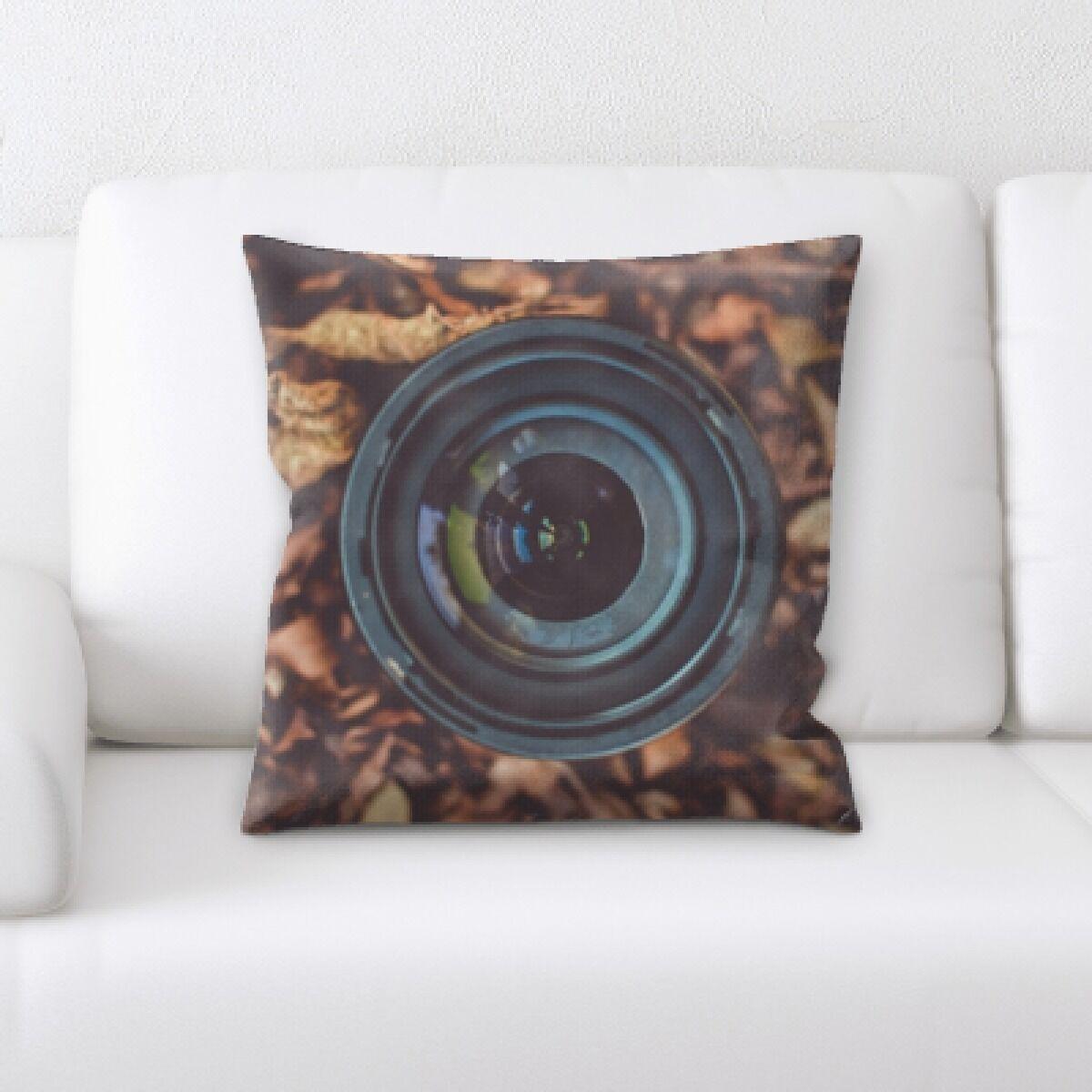 Medeiros (5) Throw Pillow