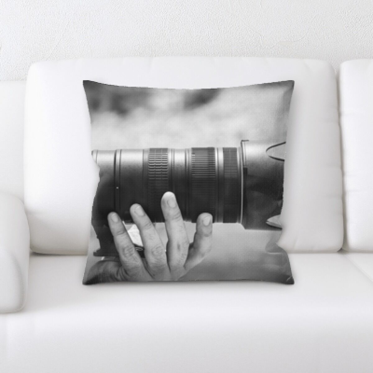 Medeiros (6) Throw Pillow