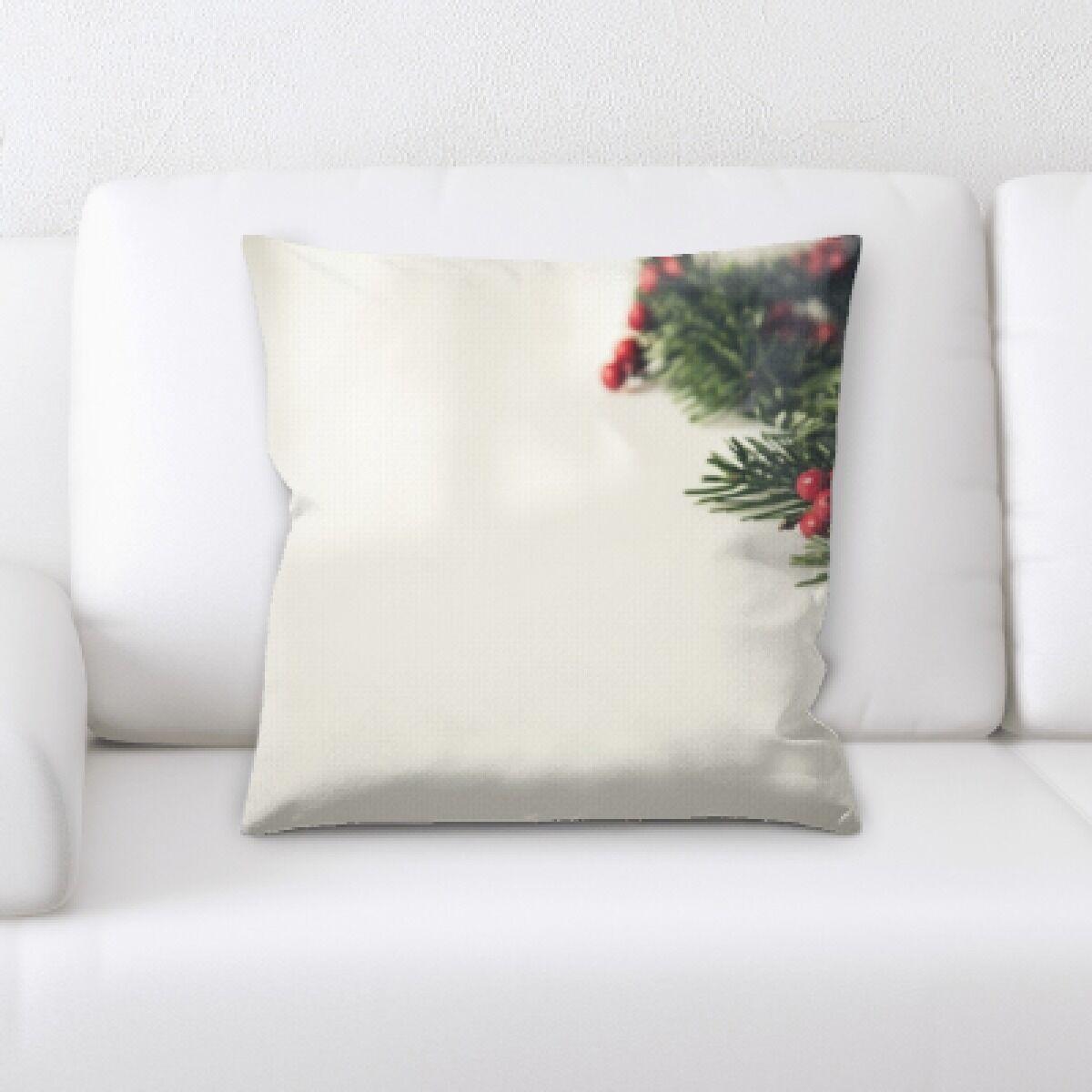 Congo Christmas (6) Throw Pillow
