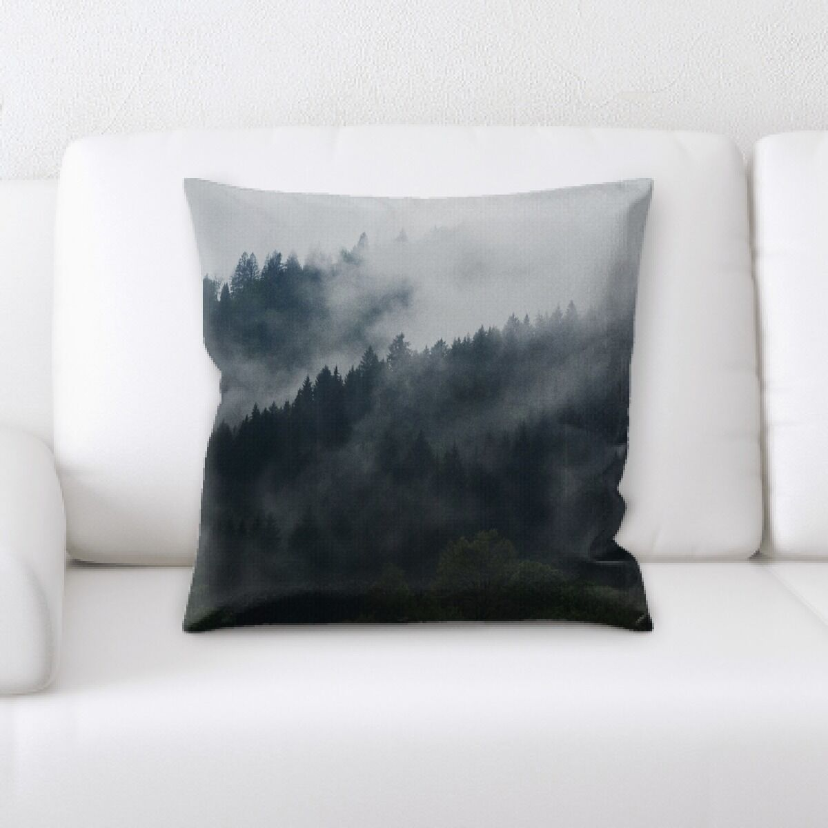 Lacy (245) Throw Pillow