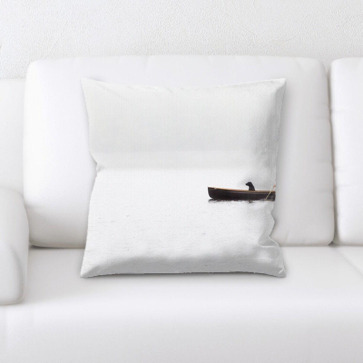Sabine (268) Throw Pillow