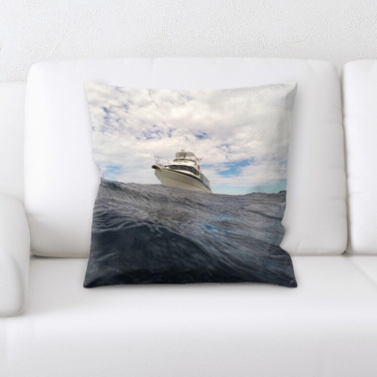 Lancaster (50) Throw Pillow