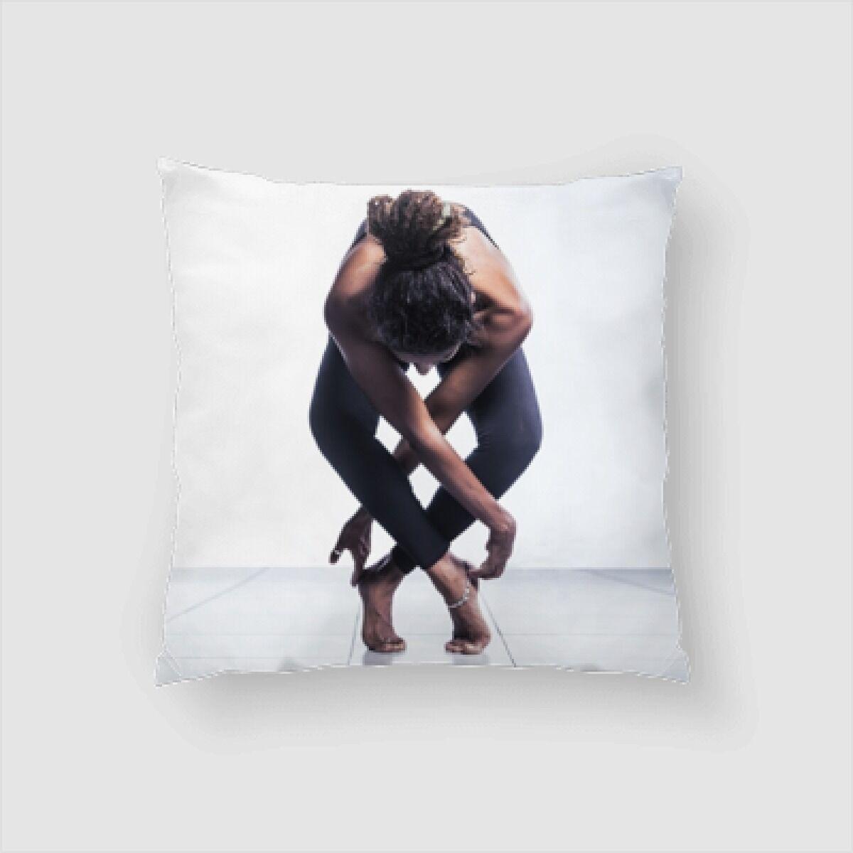 Nugent Dance (5) Throw Pillow