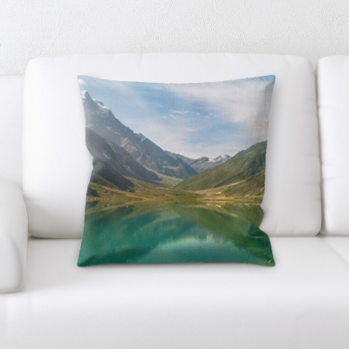 Landscapes (10) Throw Pillow