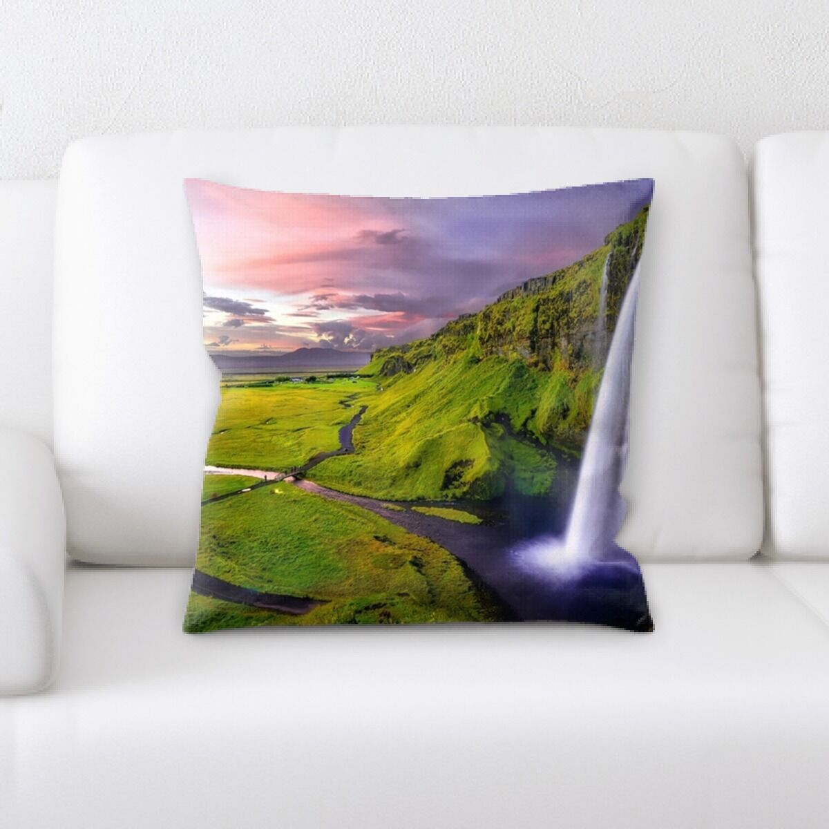 Landscapes (17) Throw Pillow