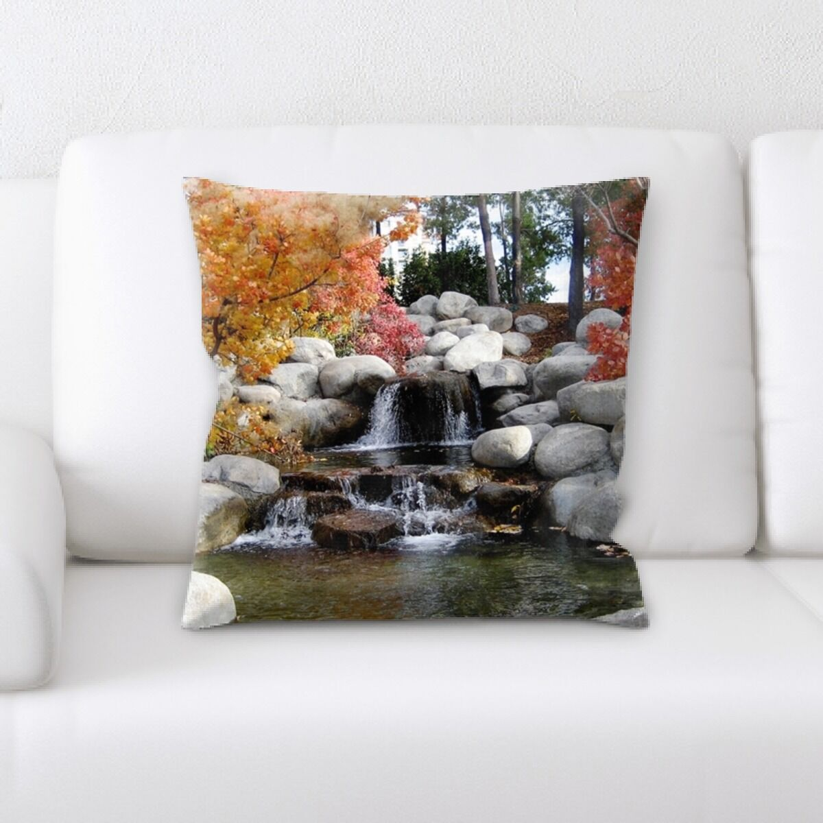 Landscapes (20) Throw Pillow
