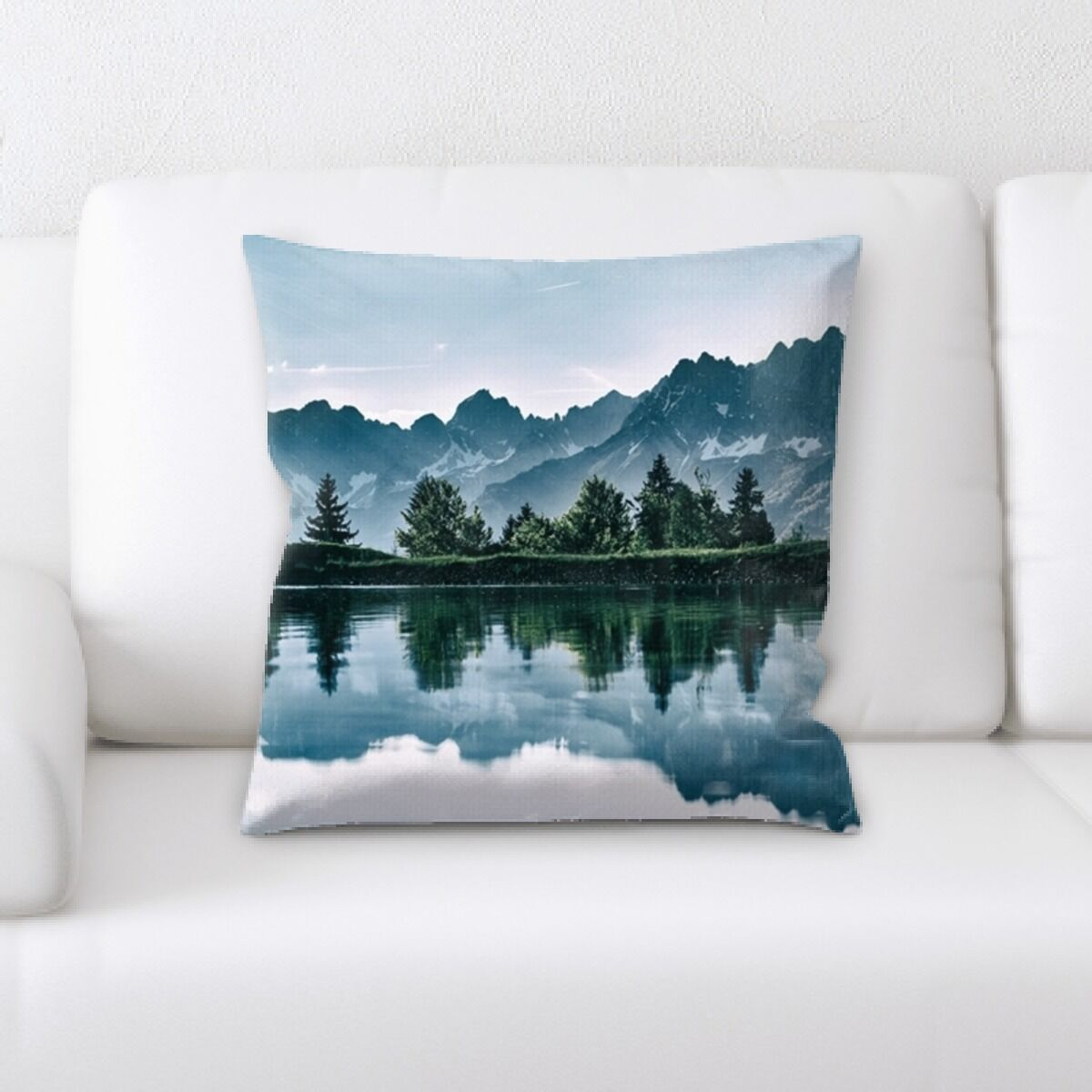 Landscapes (33) Throw Pillow
