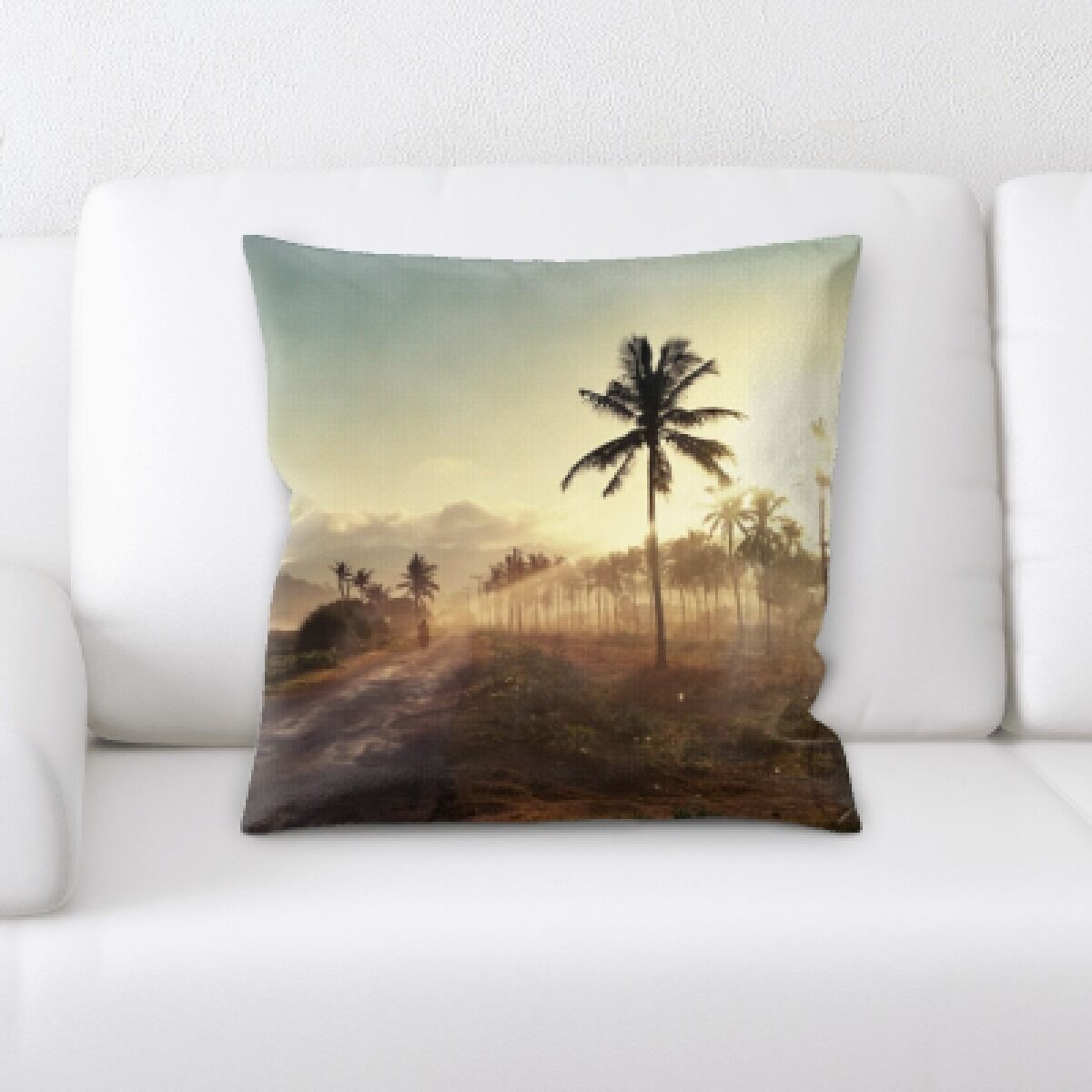 Illuminated (24) Throw Pillow