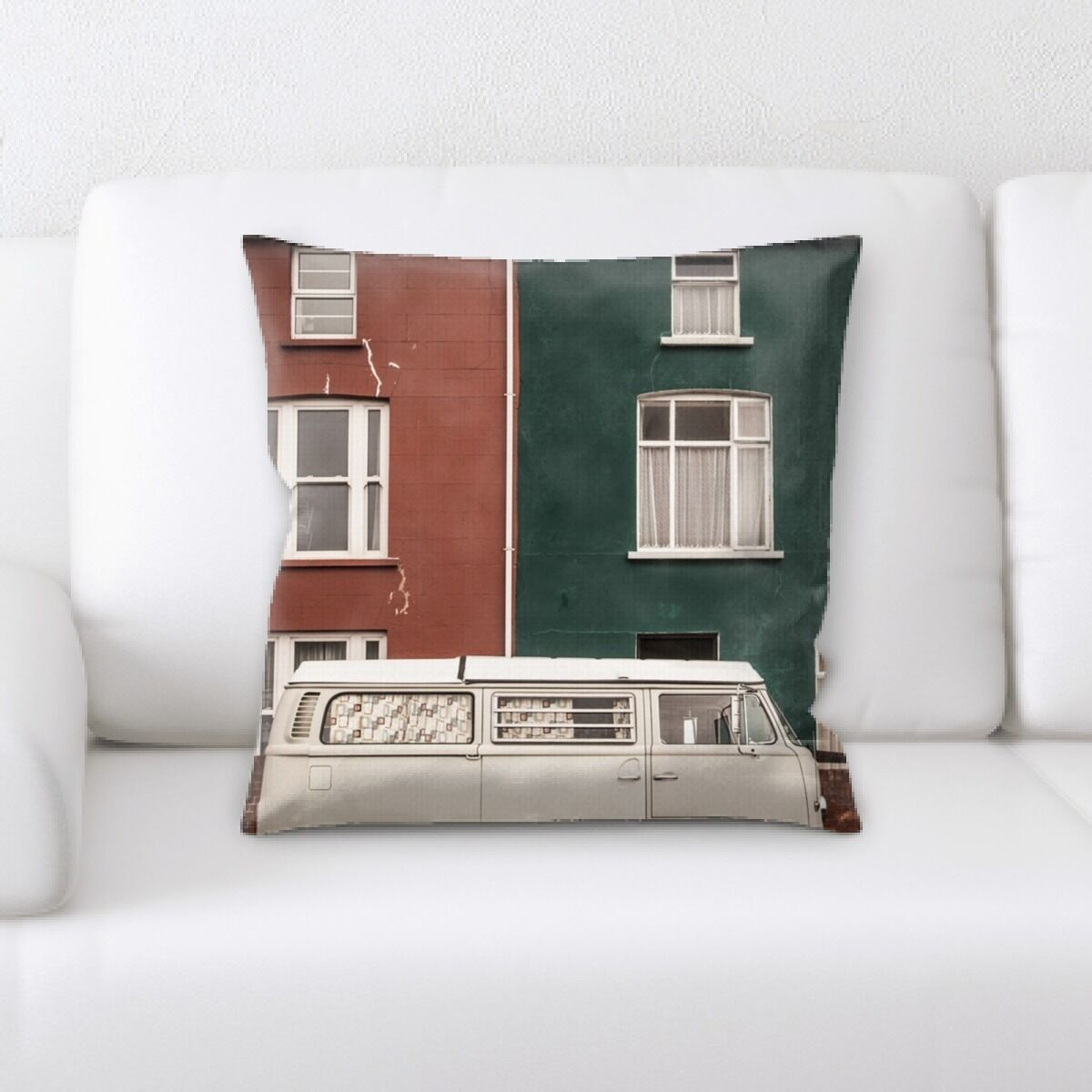 Portrait Style Photography (6) Throw Pillow