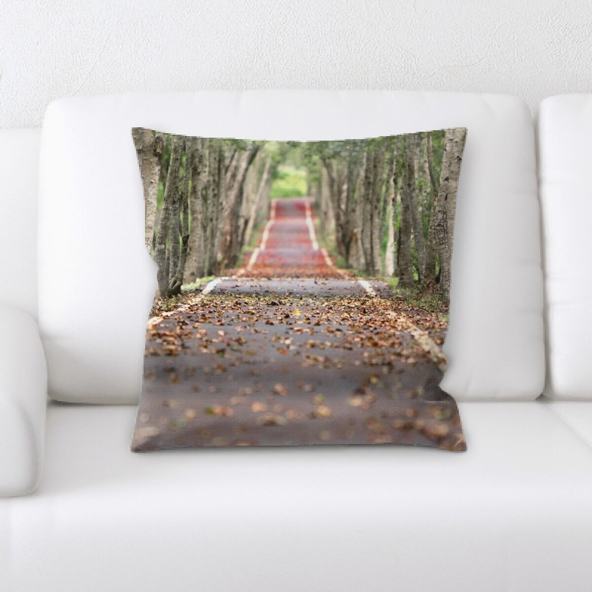 Landscapes (41) Throw Pillow