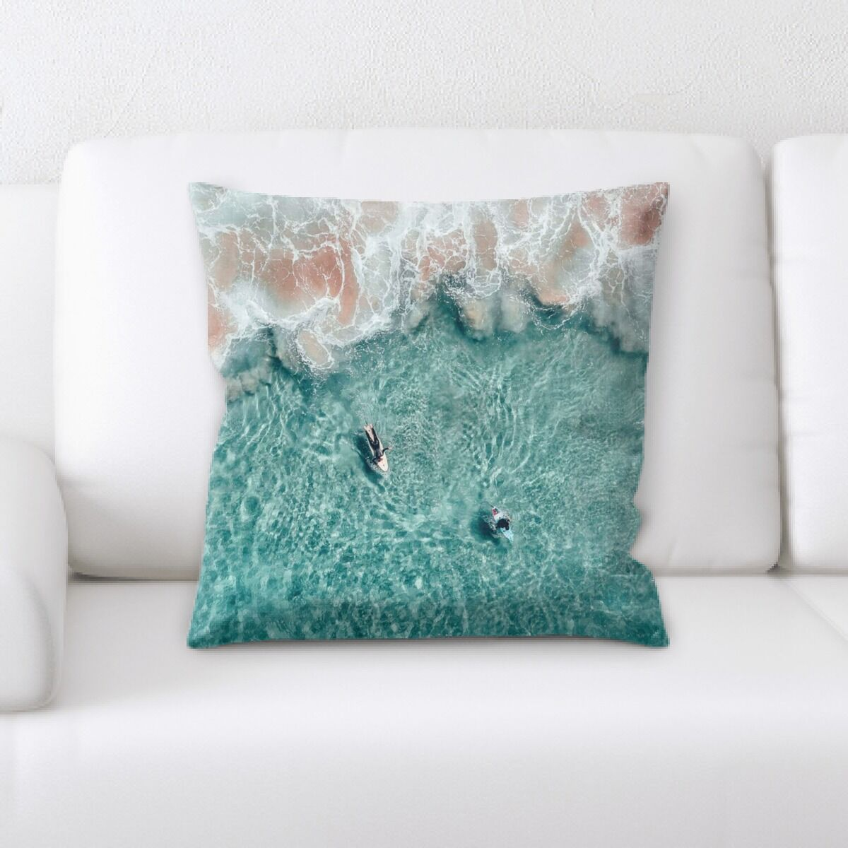Portrait Style Photography (12) Throw Pillow