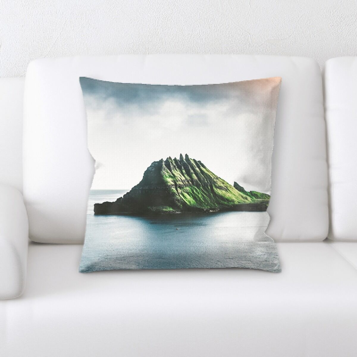 Portrait Style Photography (15) Throw Pillow