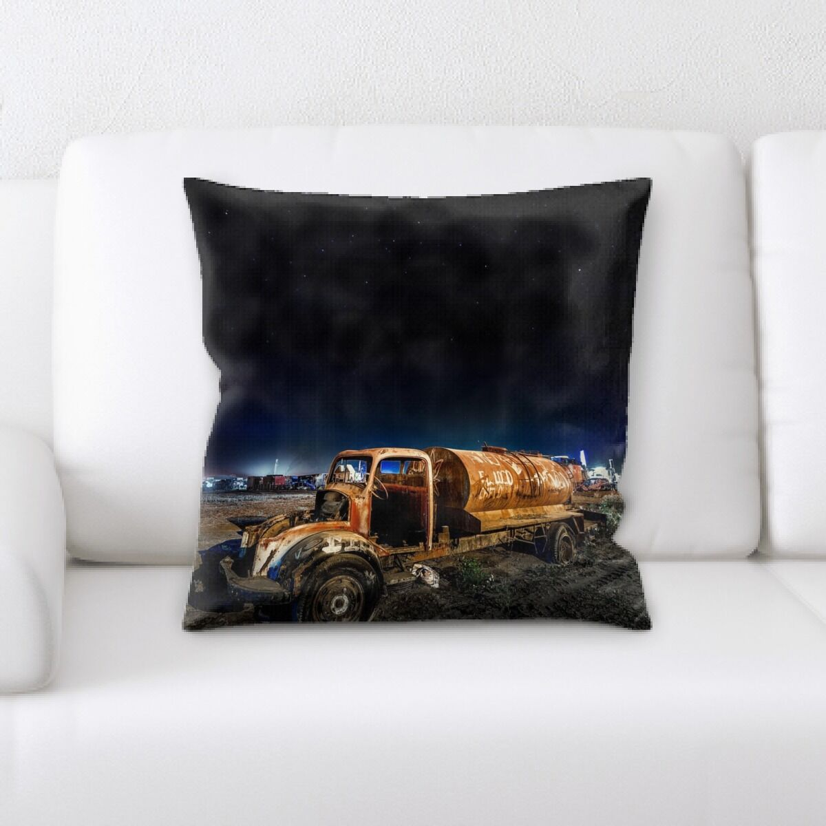 Temple Old and Abandoned (202) Throw Pillow