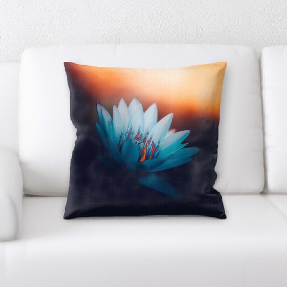 Bowden Meditation and Calming Moments (12) Throw Pillow