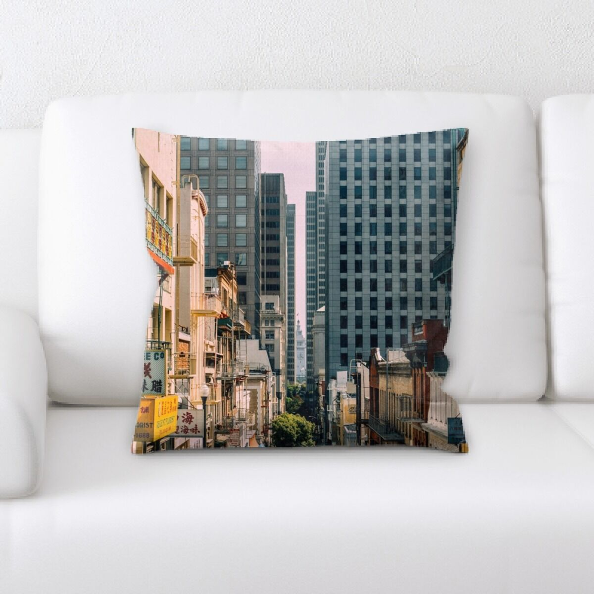Portrait Style Photography (188) Throw Pillow