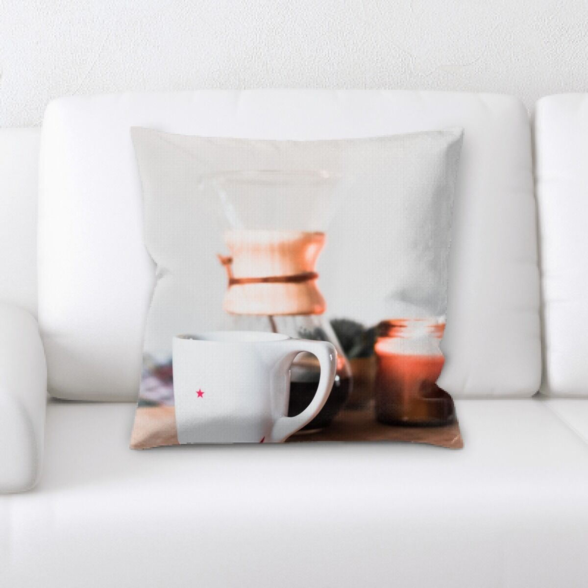 Engel Meditation and Calming Moments (20) Throw Pillow