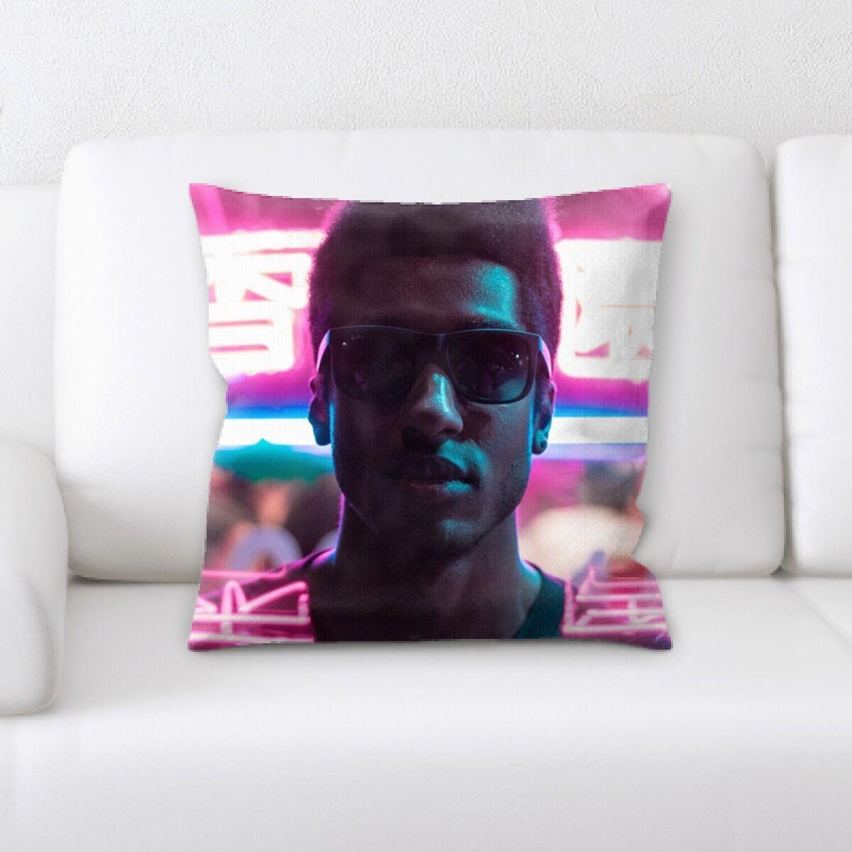 Landis (35) Throw Pillow