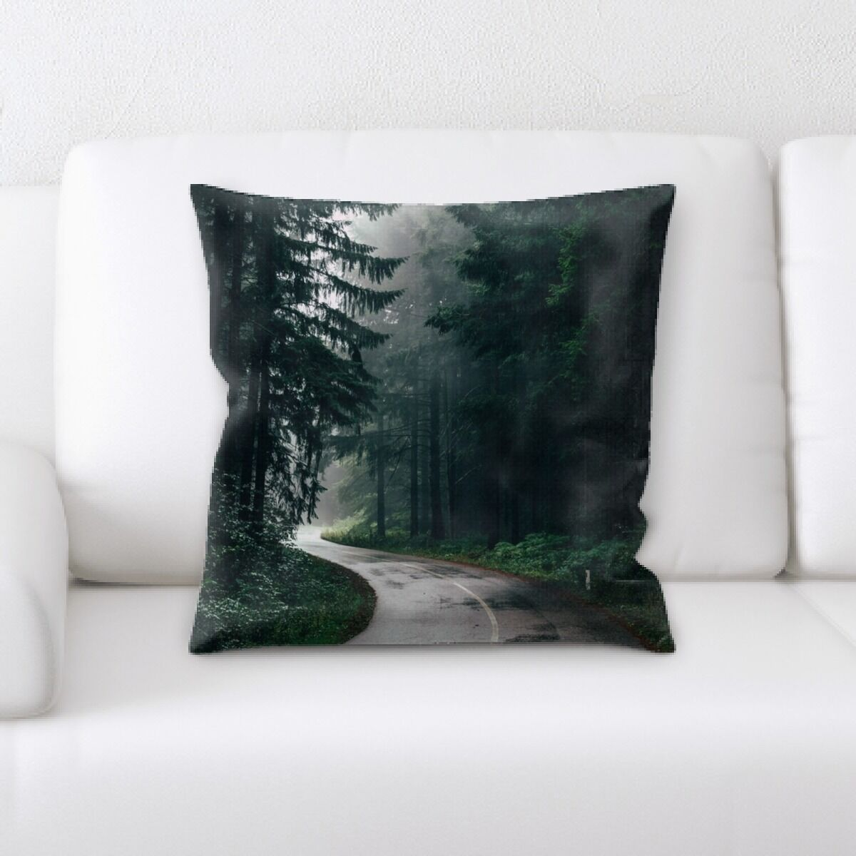 Portrait Style Photography (203) Throw Pillow
