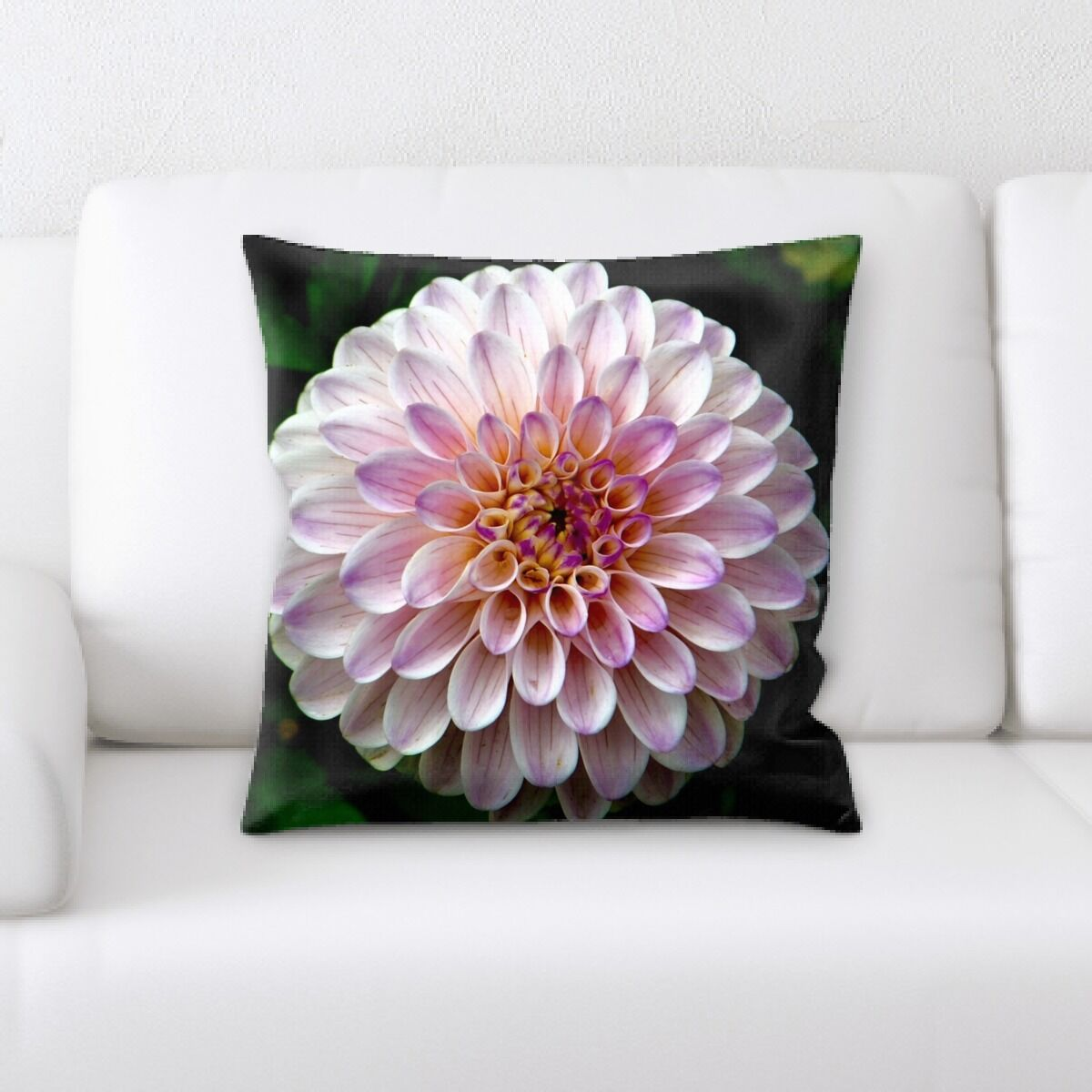Small Meditation and Calming Moments (89) Throw Pillow