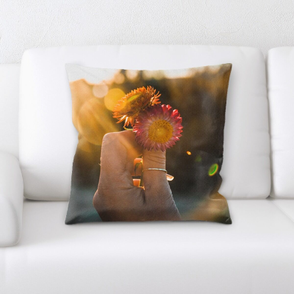 Esquivel Meditation and Calming Moments (29) Throw Pillow