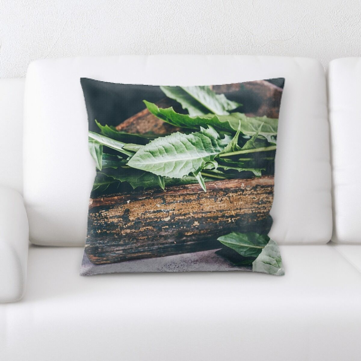 Portrait Style Photography (137) Throw Pillow