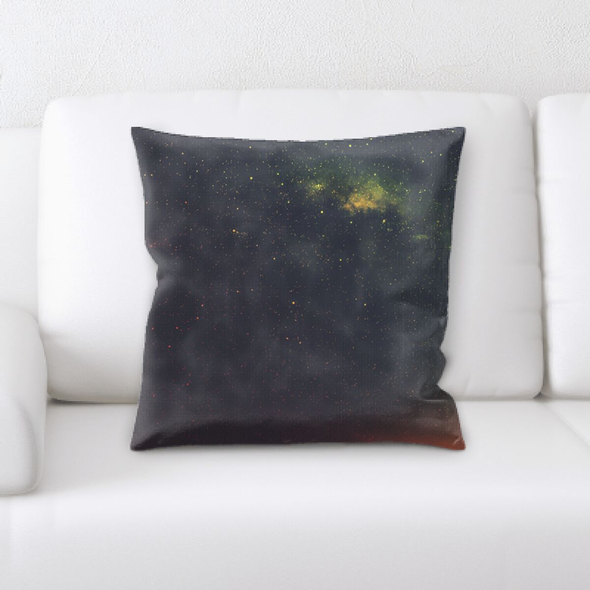 Stringer 3 Throw Pillow