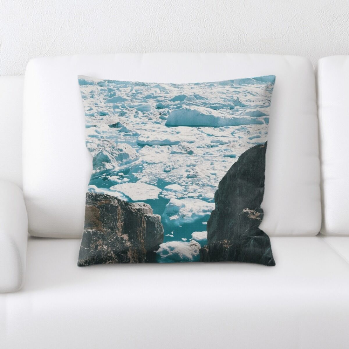 Portrait Style Photography (142) Throw Pillow