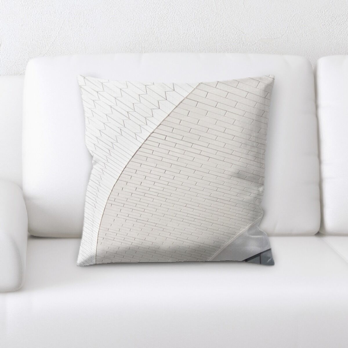 Landis (66) Throw Pillow