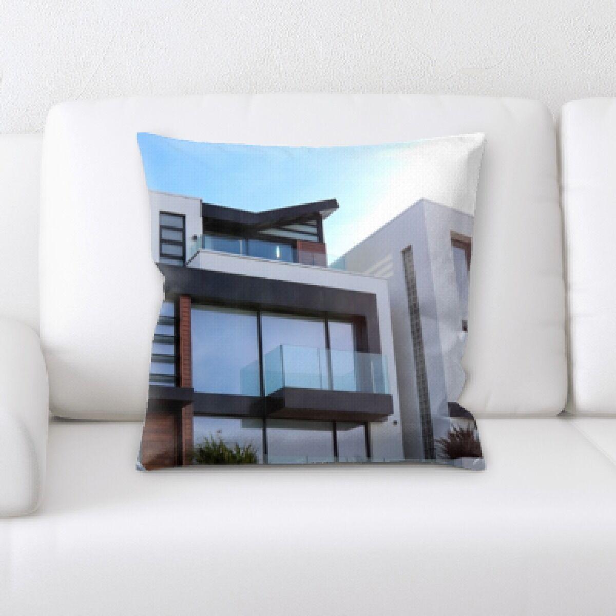 Maegan House (2) Throw Pillow
