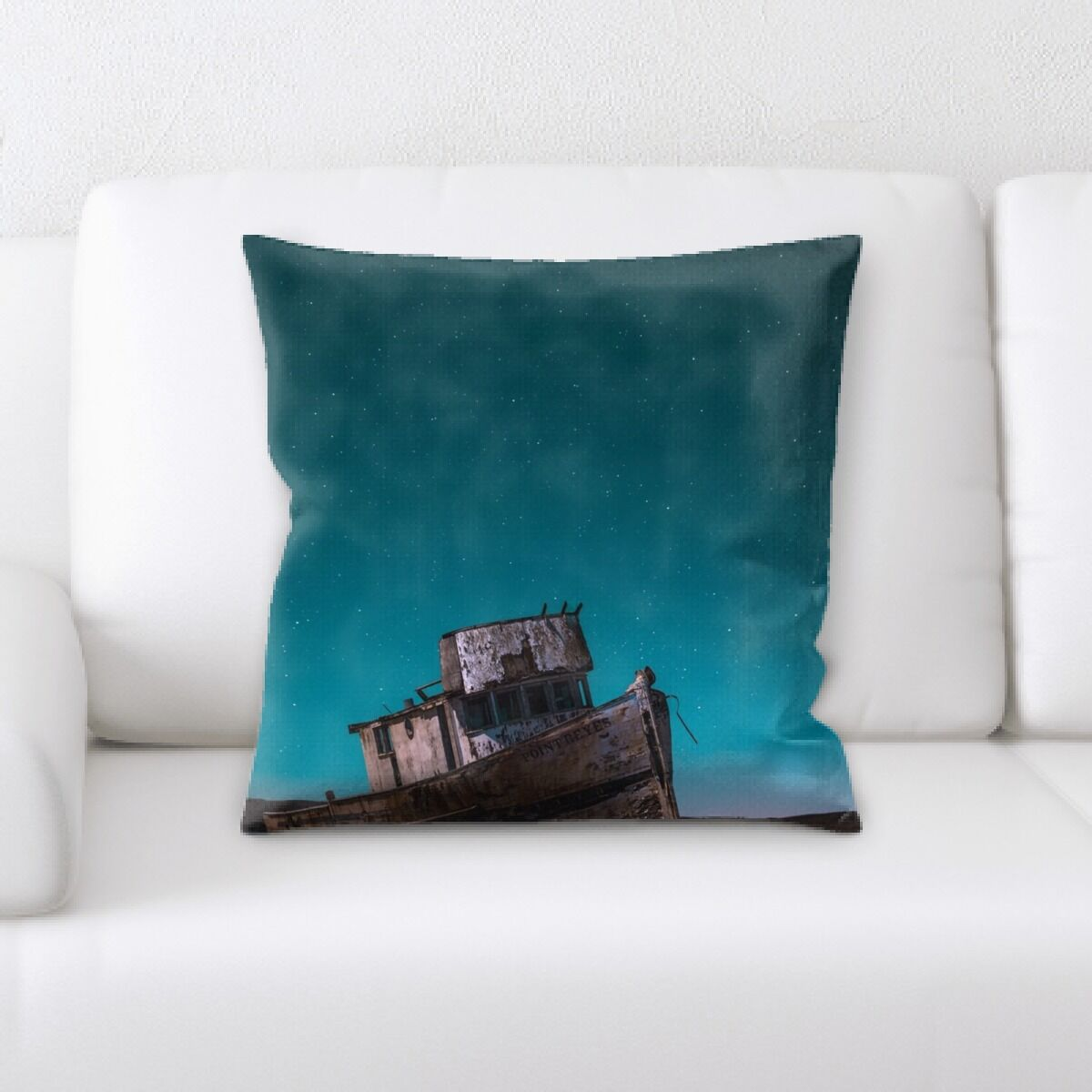 Portrait Style Photography (121) Throw Pillow