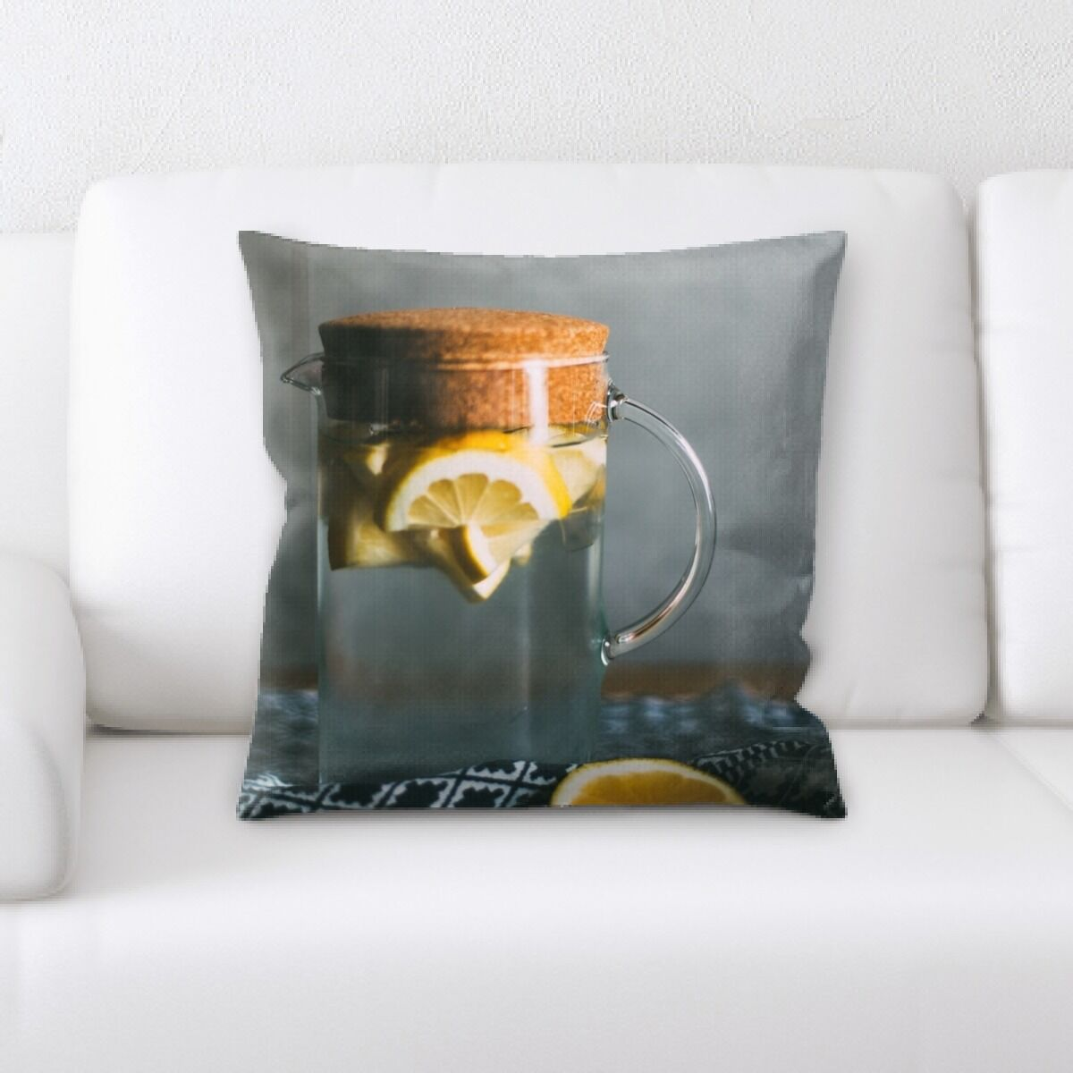 Portrait Style Photography (156) Throw Pillow