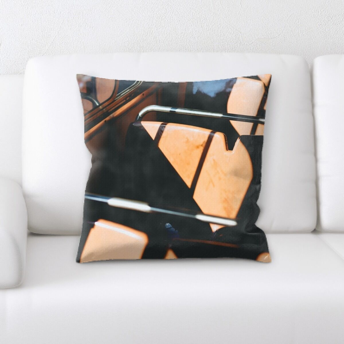 Portrait Style Photography (158) Throw Pillow