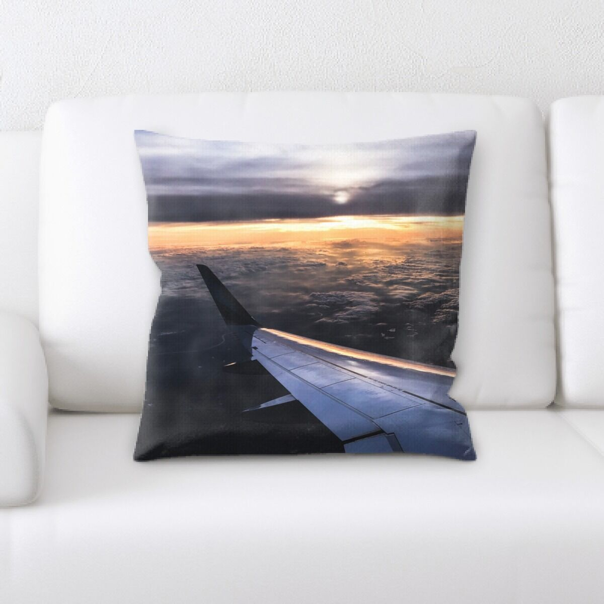 Portrait Style Photography (127) Throw Pillow