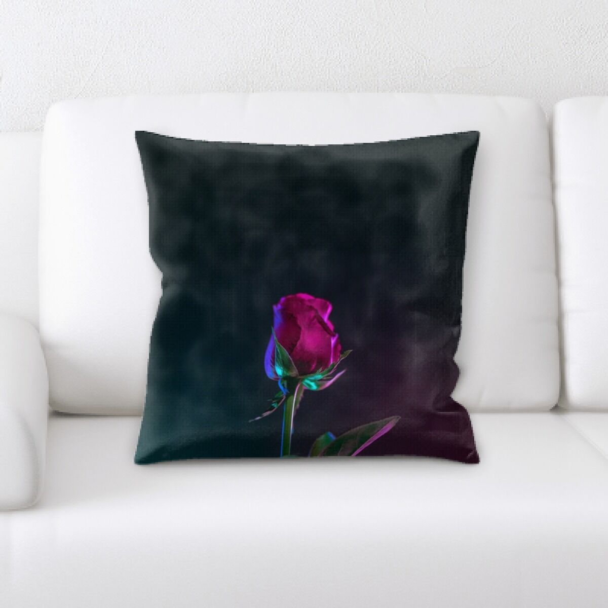 Portrait Style Photography (179) Throw Pillow