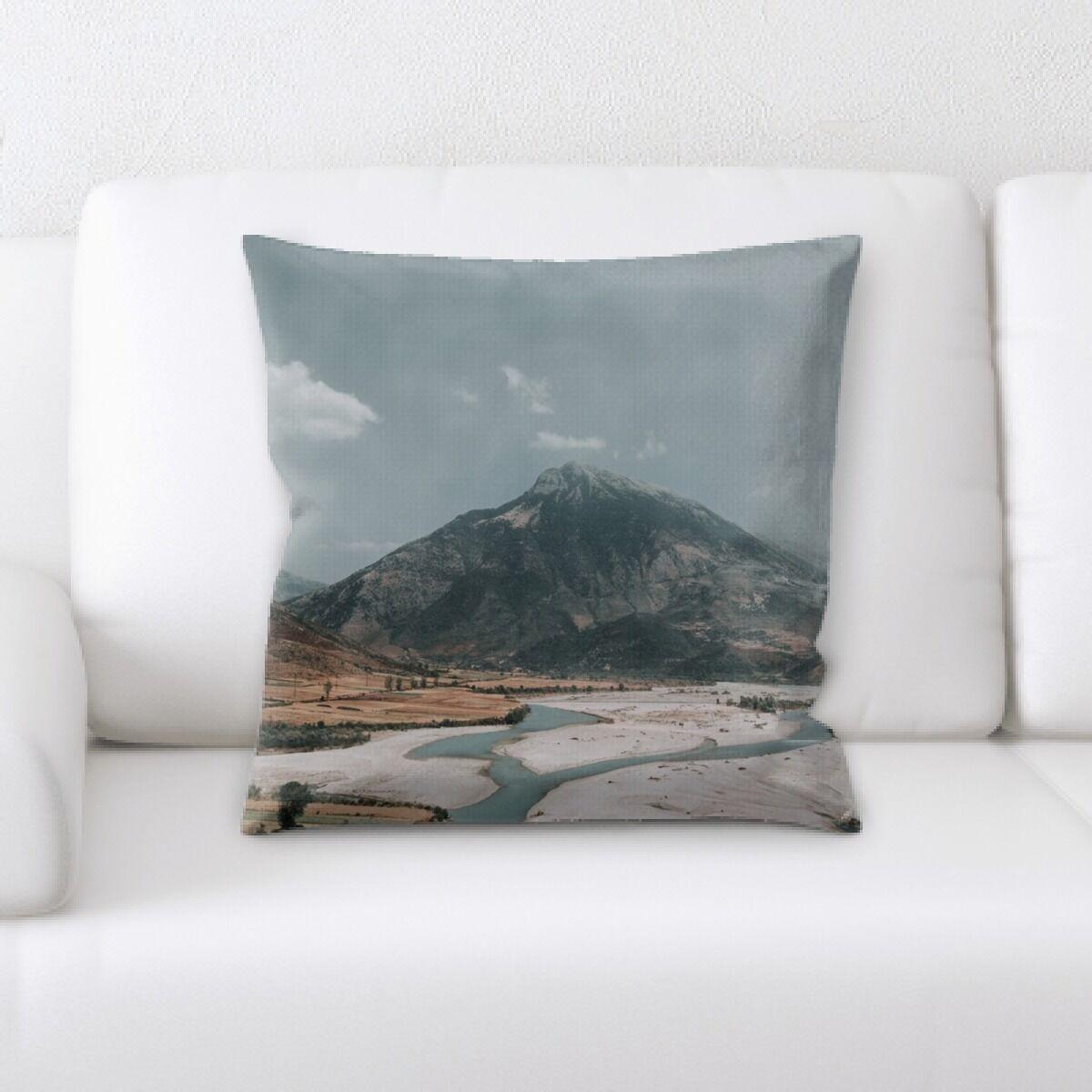Landis (281) Throw Pillow