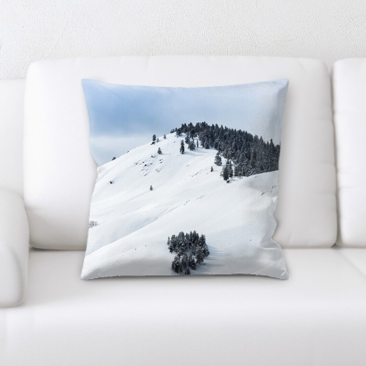 Portrait Style Photography (333) Throw Pillow
