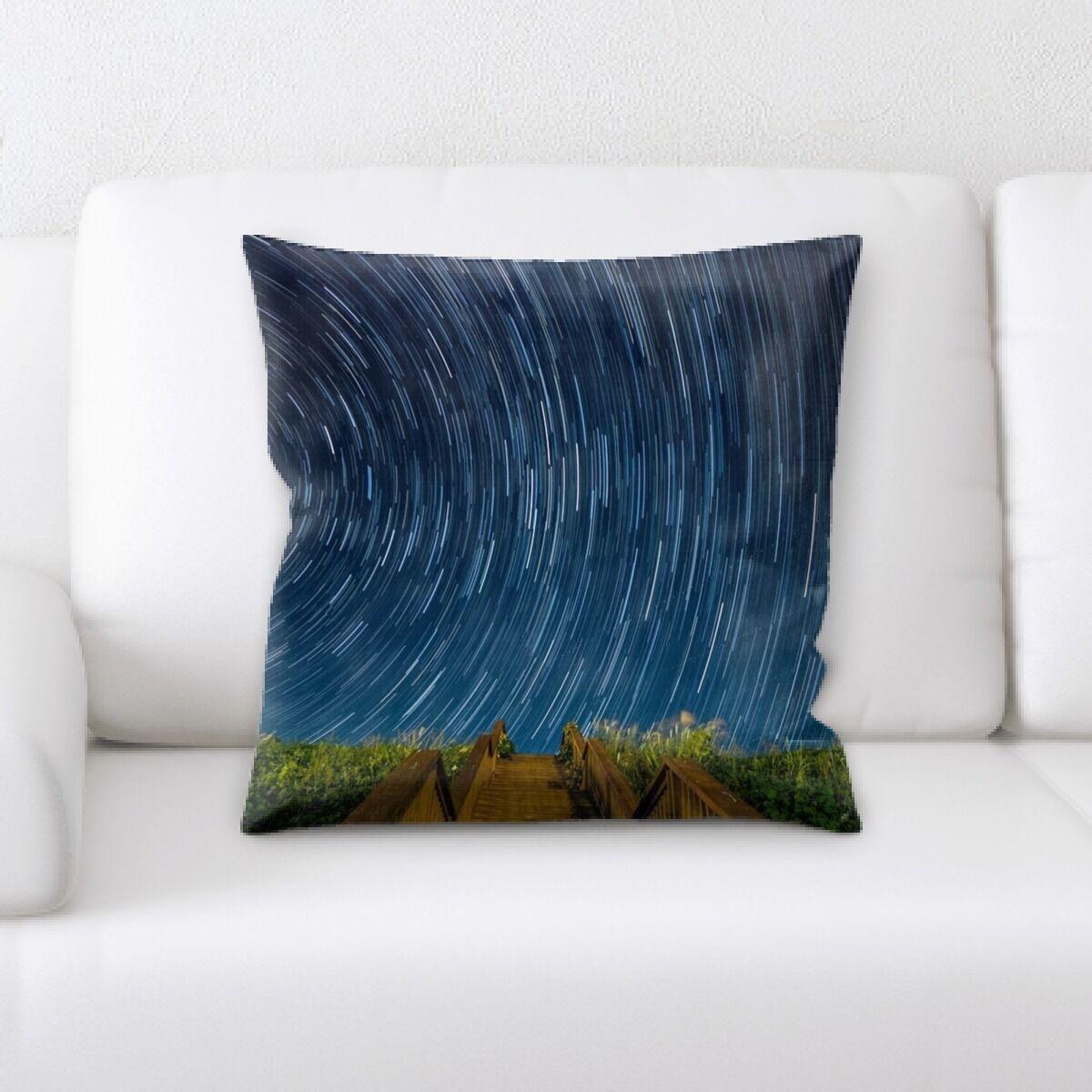 Landis (242) Throw Pillow