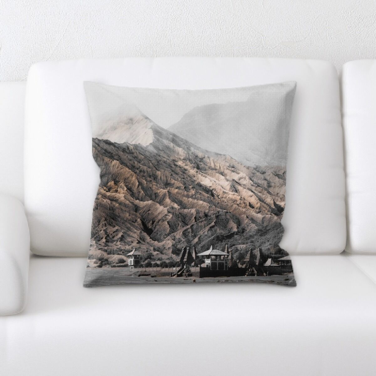Landis (244) Throw Pillow