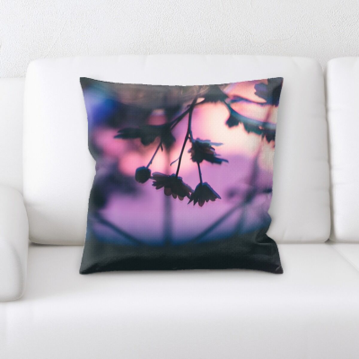 Portrait Style Photography (391) Throw Pillow