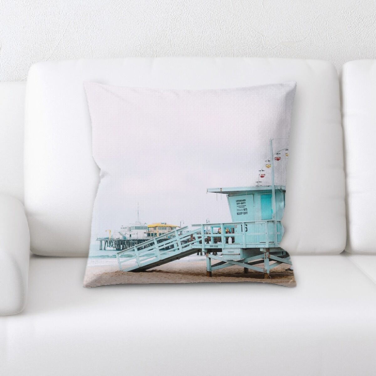 Portrait Style Photography (394) Throw Pillow