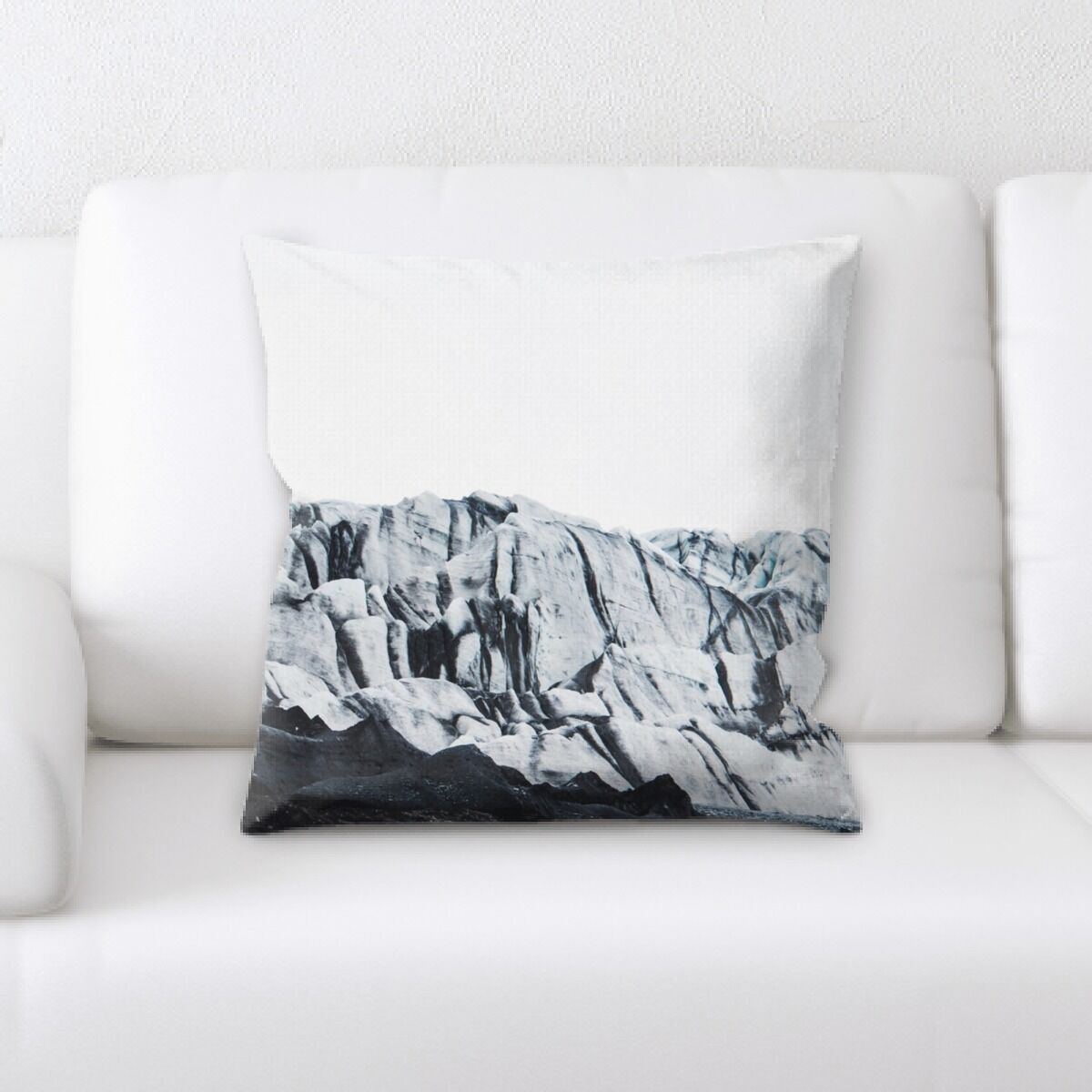 Portrait Style Photography (341) Throw Pillow