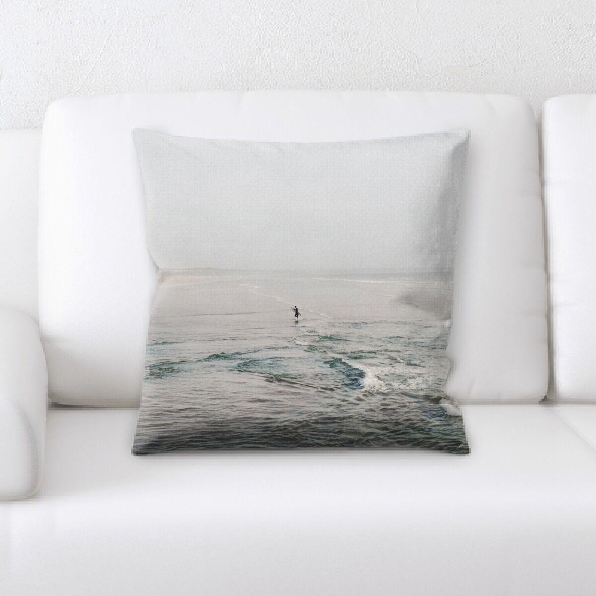 Landis (309) Throw Pillow
