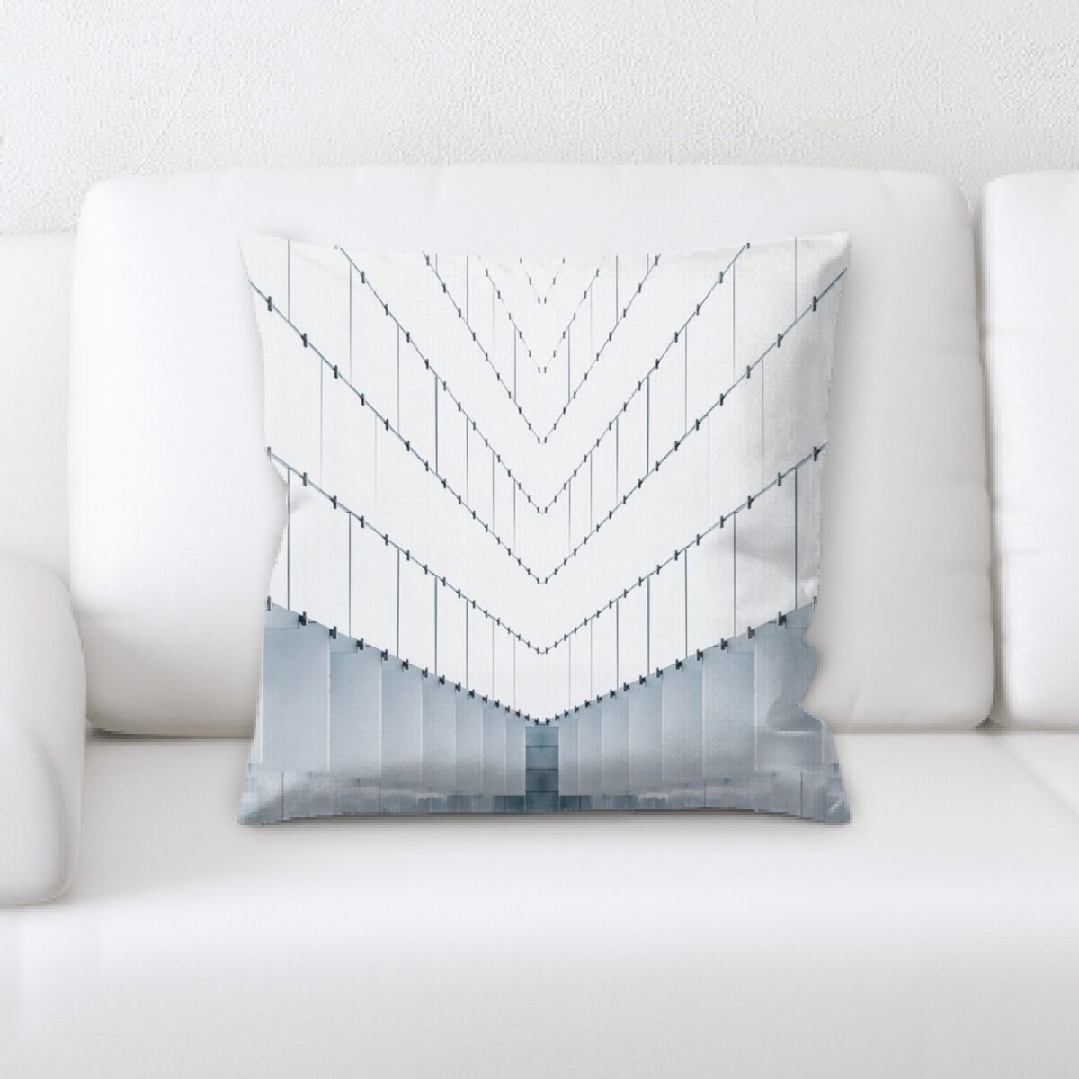 Portrait Style Photography (358) Throw Pillow