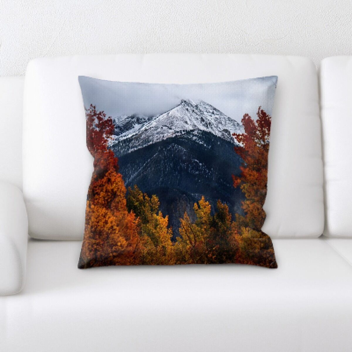 Portrait Style Photography (425) Throw Pillow