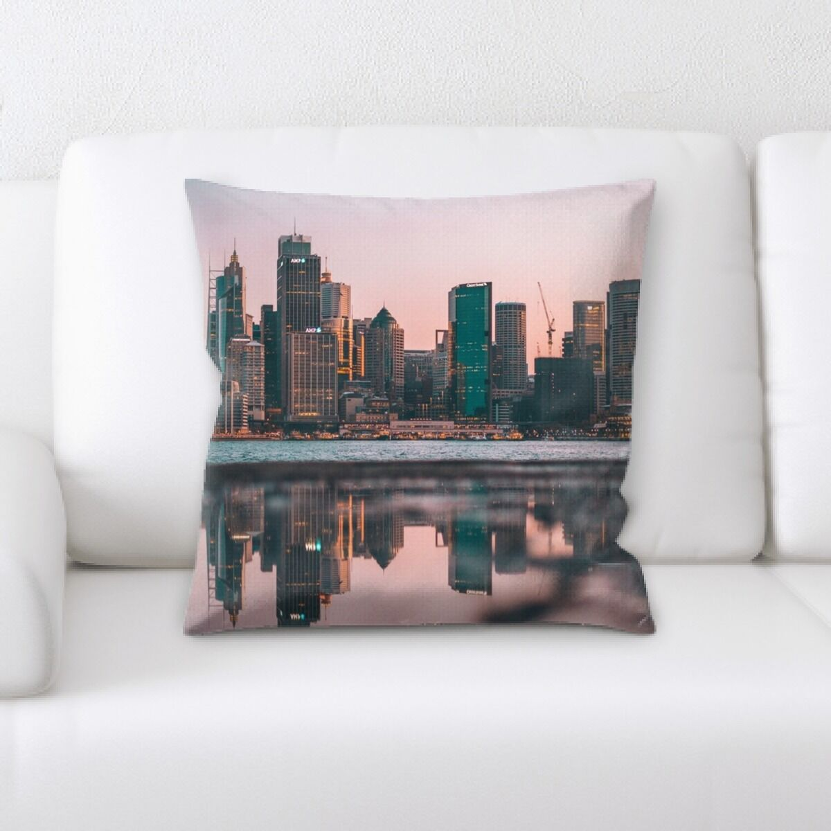 Landis (534) Throw Pillow