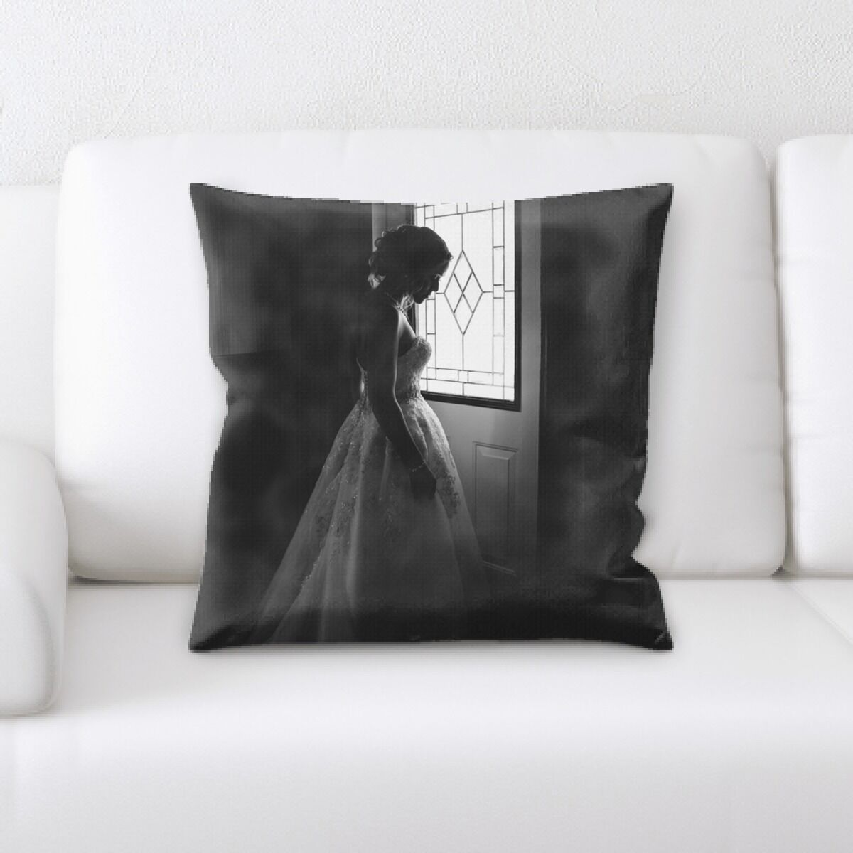 Landis (540) Throw Pillow