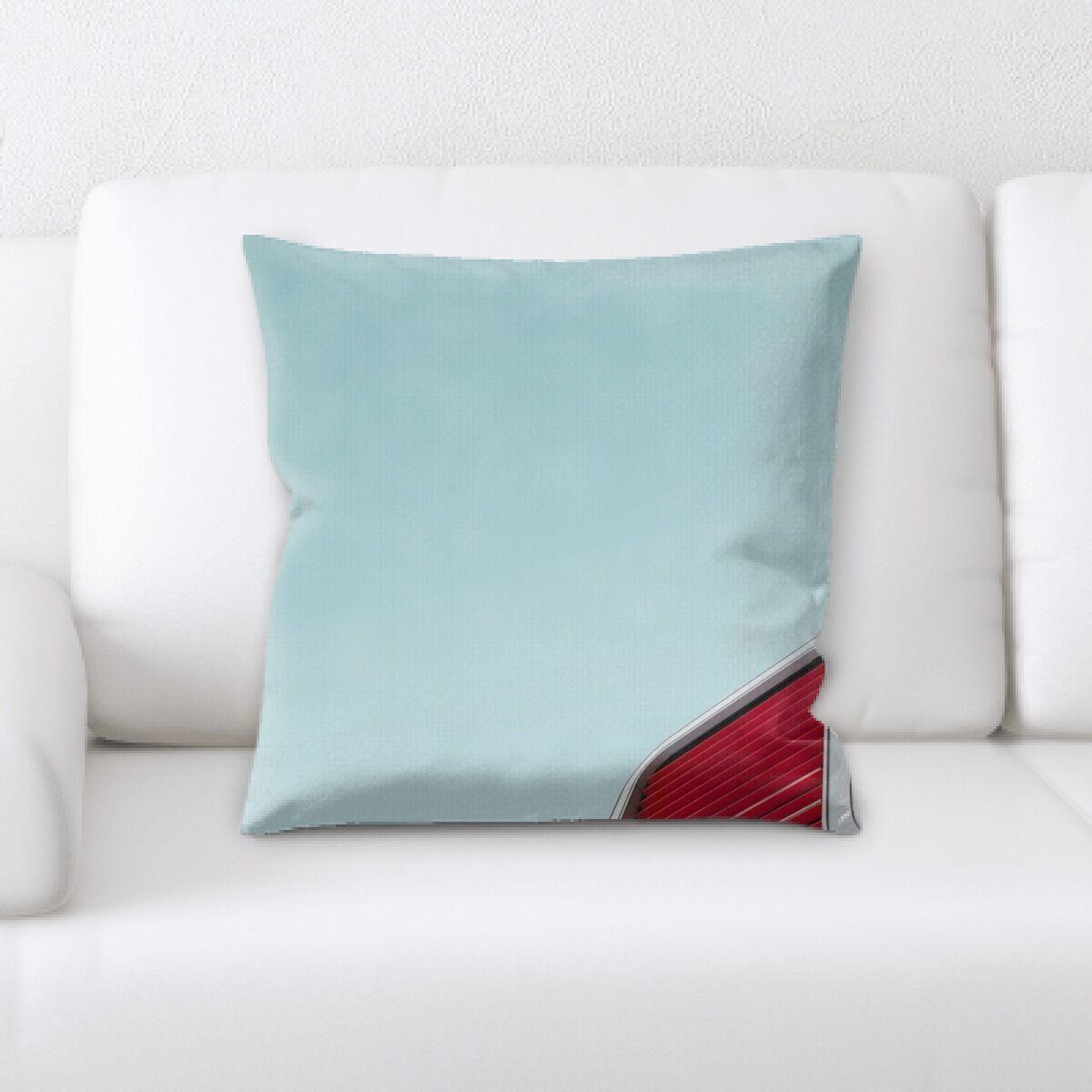 Landis (555) Throw Pillow